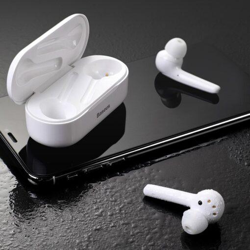 Juhtmevabad kõrvaklapid valged iPhone Samsung Huawei Xiaomi bluetooth 36