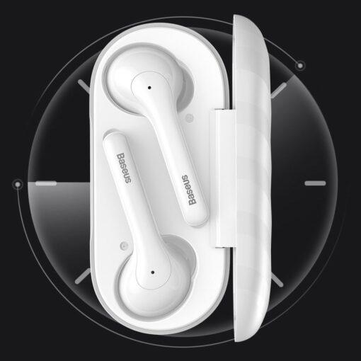 Juhtmevabad kõrvaklapid valged iPhone Samsung Huawei Xiaomi bluetooth 37