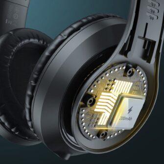 Juhtmevabad kõrvapealsed kõrvaklapid bluetooth 2