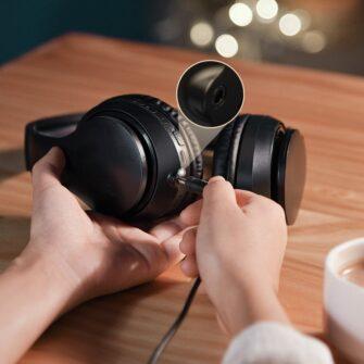 Juhtmevabad kõrvapealsed kõrvaklapid bluetooth 3