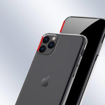 iPhone 11 Pro ümbris silikoonist Nillkin 11