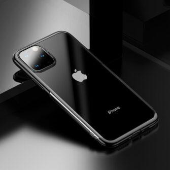 iPhone 11 Pro ümbris silikoonist lääikivate äärtega 1