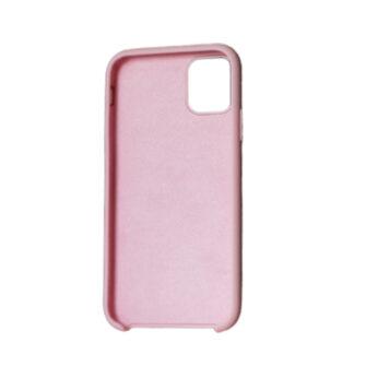 iPhone 11 kaaned roosad silikoonist tagant