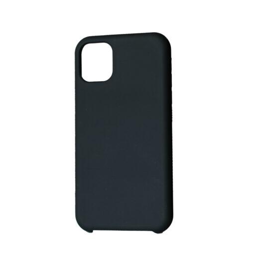 iPhone 11 Pro silikoonist ümbris must