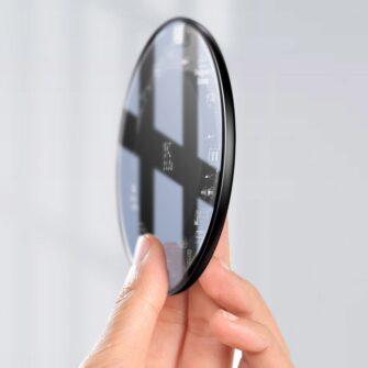 Juhtmevaba laadija qi 15w läbipaistev transparent 20