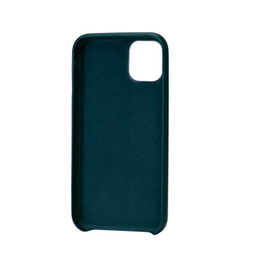iPhone 11 kaaned nahast rohelised tagant