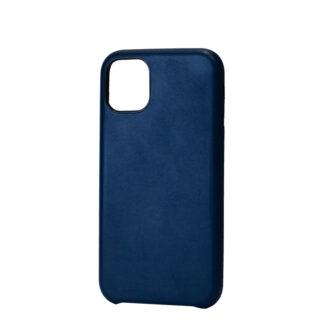 iPhone 11 kaaned sinised kunstnahast