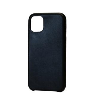 iPhone 11 Pro kaaned musta värvi nahast