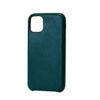 iPhone 11 Pro kaaned nahast roheline