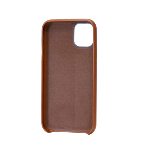 iPhone 11 pro kaaned pruunist kunstnahast tagant 1