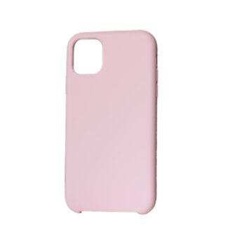 iPhone 11 Pro max kaaned roosat värvi silikoonist