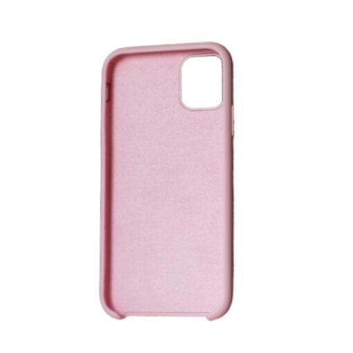 iPhone 11 pro max kaaned roosad silikoonist tagant