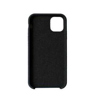 iPhone 11 pro max kaaned silikoonist musta värv taganti
