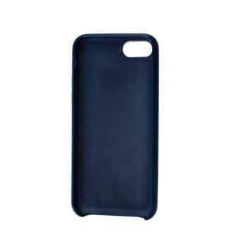 iPhone SE 2020 iPhone 8 iPhone 7 kaaned kunstnahast sinine tagant