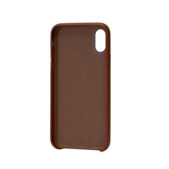 iPhone X iPhone XS kaaned nahas pruun tagantt