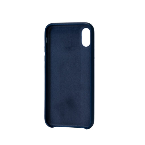 iPhone X iPhone XS kaaned nahas sinine