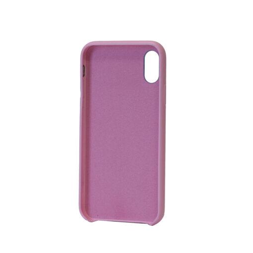 iPhone X iPhone XS kaaned nahast roosa2