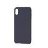 iPhone XS Max silikoonist ümbris hall