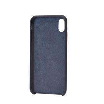 iPhone XS Max silikoonist ümbris hall eest