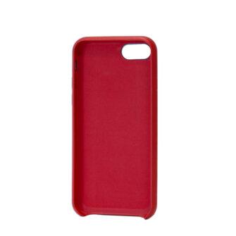iPhone iPhone 8 Plus kaaned iPhone 7 Plus kaaned kunstnahast punane tagantt