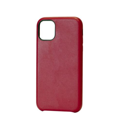 iPhone 11 kaaned punased kunstnahast