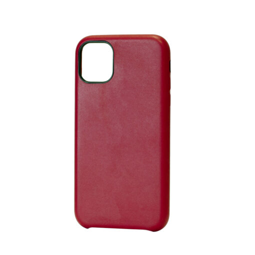 iPhone 11 Pro kaaned punased nahast