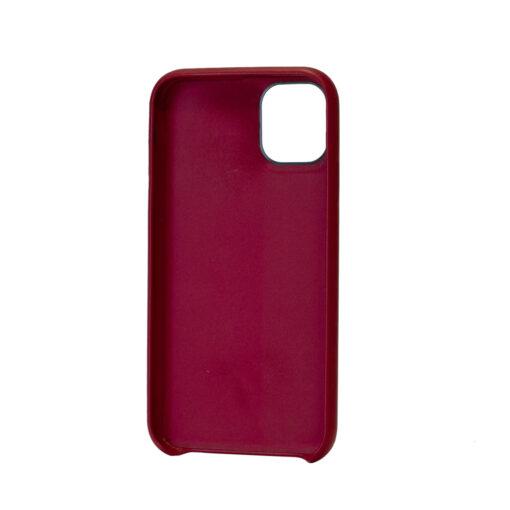 iphone 11 pro kaaned nahast punased tagant