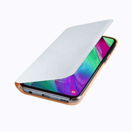 Samsung A40 walled kaaned valge EF WA405PWEGWW 2