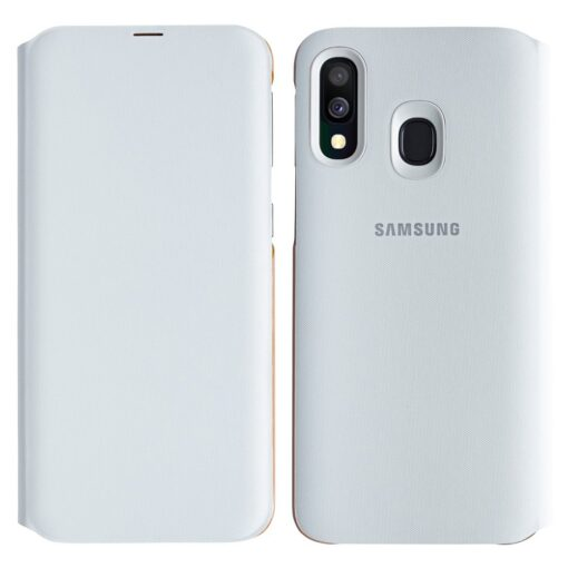 Samsung A40 walled kaaned valge EF WA405PWEGWW 5