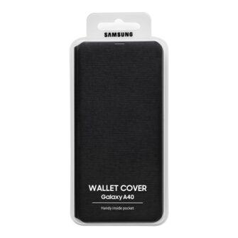 Samsung A40 wallet kaaned EF WA405PBEGWW must 4
