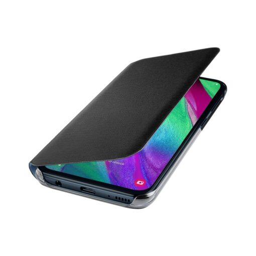 Samsung A40 wallet kaaned EF WA405PBEGWW must 5