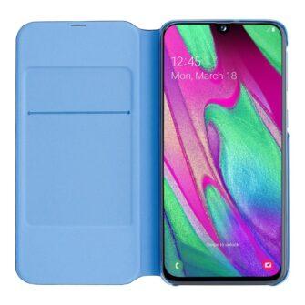 Samsung A40 wallet kaaned EF WA405PBEGWW must 6