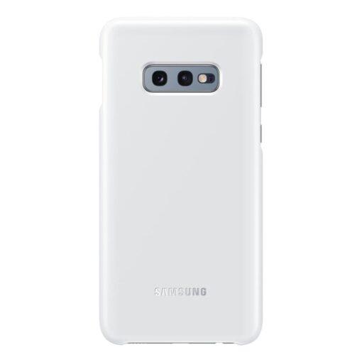Samsung S10e ümbris LED valge EF KG970CWEGWW 4