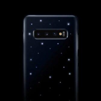 Samsung S10e must LED ümbris originaal EF KG970CBEGWW 7