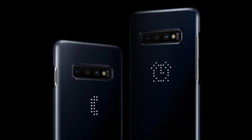 Samsung S10e must LED ümbris originaal EF KG970CBEGWW 8