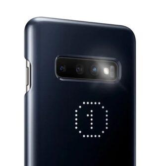 Samsung S10e must LED ümbris originaal EF KG970CBEGWW 9