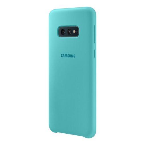 Samsung S10e silikoonist ümbris roheline EF PG970TGEGWW 4