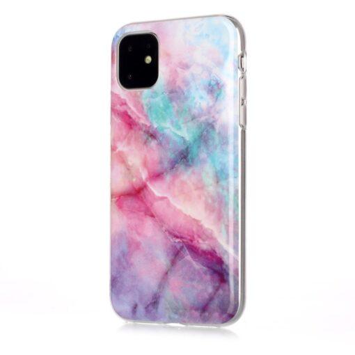 iPhone 11 ümbris marbel silikoonist style b 3