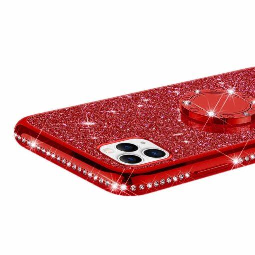 iPhone 11 ümbris punane silikoonist 1