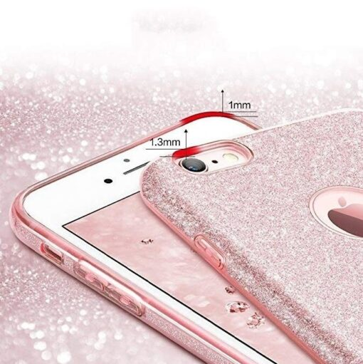 iPhone 11 ümbris sädelev 3
