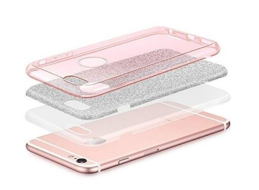 iPhone 11 ümbris sädelev 4