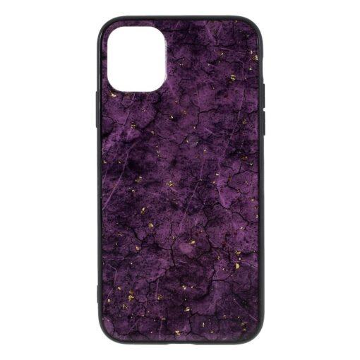iPhone 11 ümbris silikoonist lilla 2