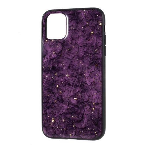 iPhone 11 ümbris silikoonist lilla 4