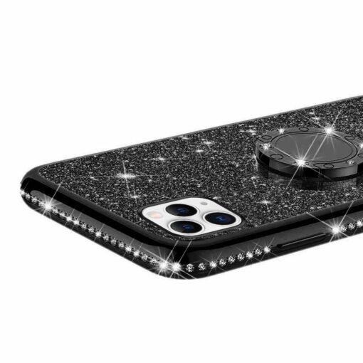 iPhone 11 ümbris silikoonist must 1