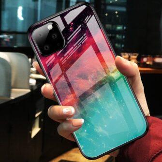 iPhone 11 ümbris silikoonist nebula 3