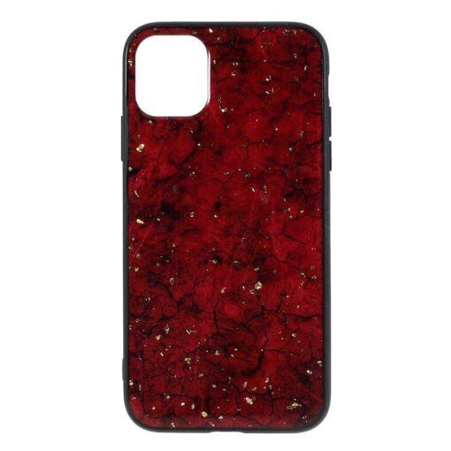 iPhone 11 kaaned silikoonist art punane 2