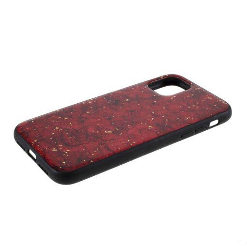 iPhone 11 kaaned silikoonist art punane 3