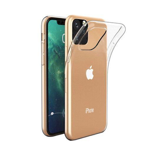 iPhone 11 kaaned silikoonist läbipaistev 2