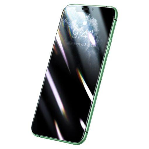 iPhone 11 privaatsusfiltriga kaitseklaas kaitsekile privacy 1