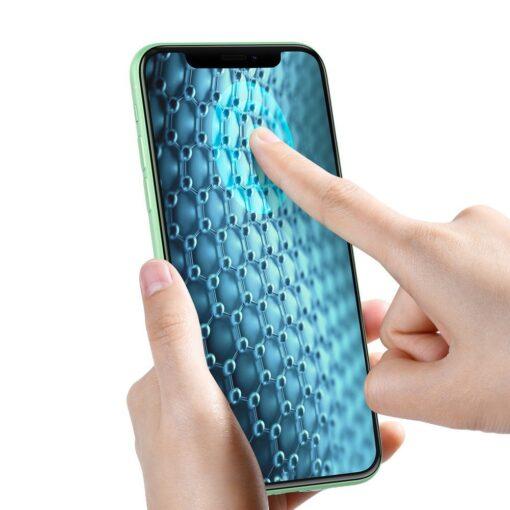 iPhone 11 privaatsusfiltriga kaitseklaas kaitsekile privacy 2